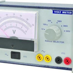 Voltmeter, analog AC/DC