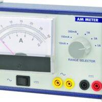 Amperemeter, analog AC/DC
