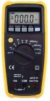 Multimeter digitalt, autorange