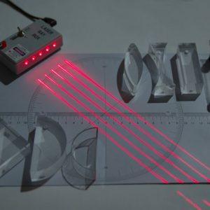 Laserboks, elevsæt