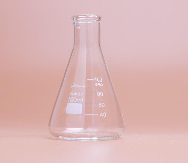 Erlenmeyerkolbe 100 ml smal