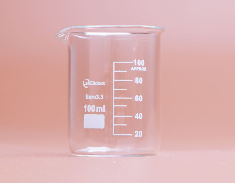 Bægerglas 100 ml 812 stk.)