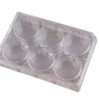 Brøndplade i plast (6 huller)