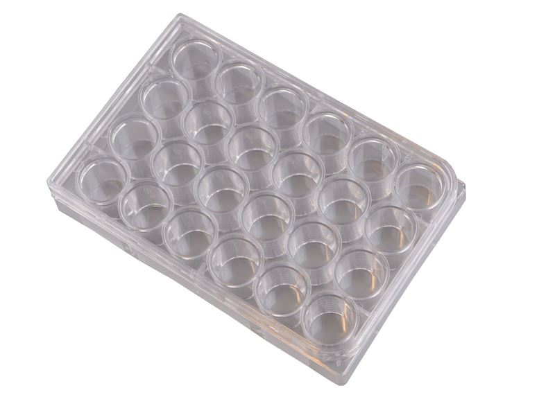 Brøndplade i plast (24 huller)