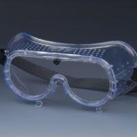 Beskyttelsesbriller med elastik