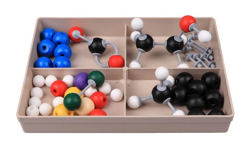 Molekylebyggesæt, basis