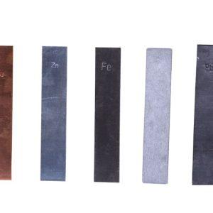 Pladeelektrode jern (10 stk.)