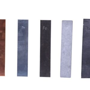 Pladeelektrode bly (10 stk.)