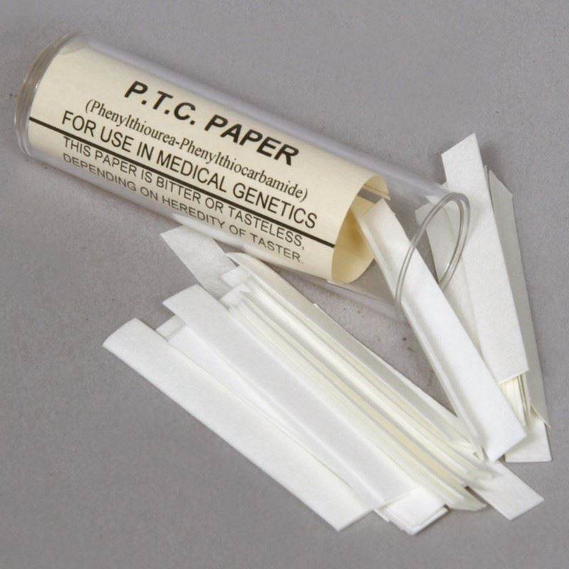 PTC-papir (100 strimler)