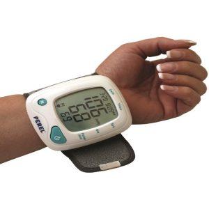 Blodtryksmåler, digital, håndled