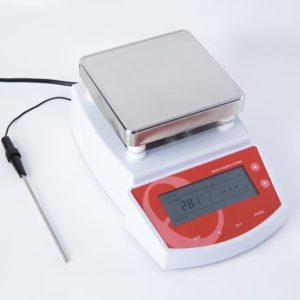 Magnetomrører med varme, digital