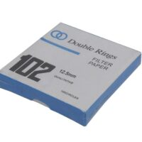 Filterpapir Ø125 mm (100 stk)