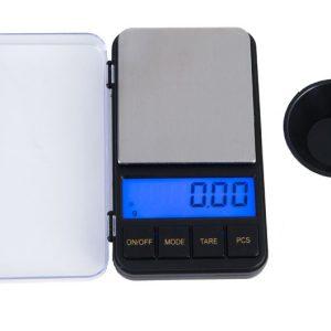 Lommevægt 200 g/0,01 g