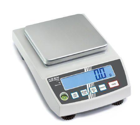 laboratorievægt 2500 g, 0,01 g